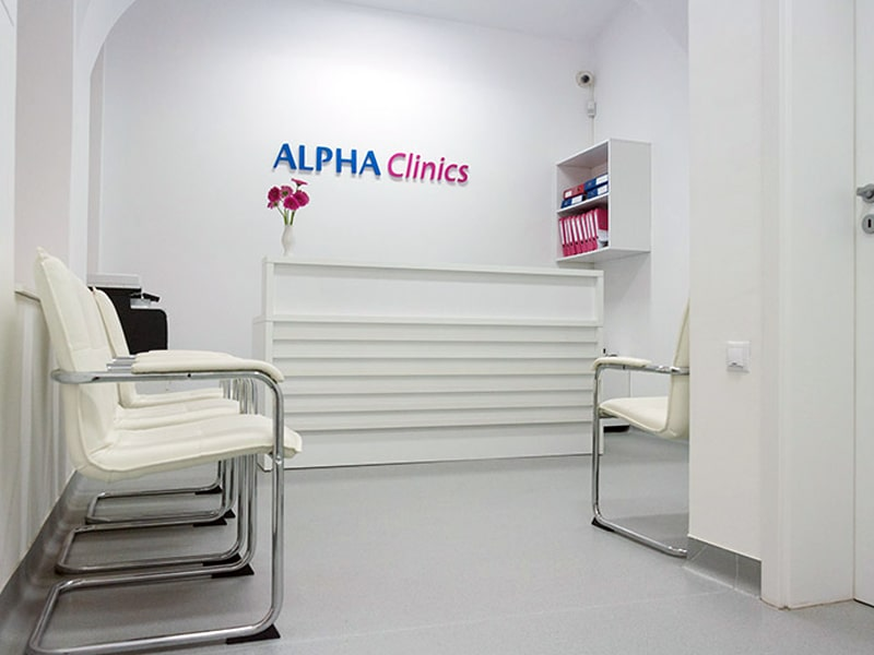 Cabinet ginecologie Alpha Clinics Timișoara