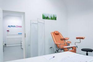 Consultaţii ginecologice