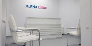 Interior Alpha Clinics