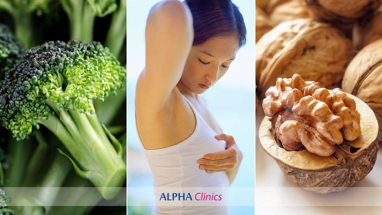 Cancerul de sân: poate o alimentație sănătoasă să reducă riscul?